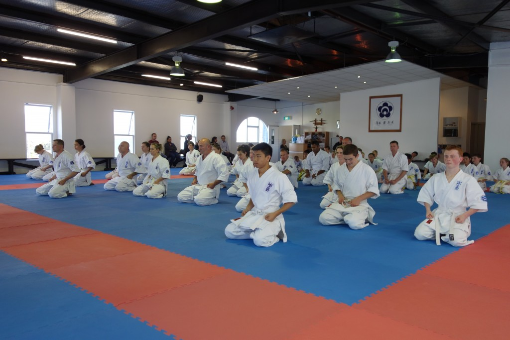 Being White Belts Again 1