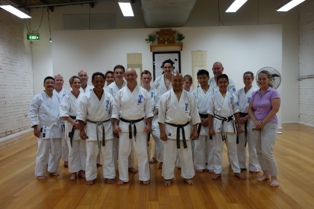 OZ Adults Class - Sydney Dojo