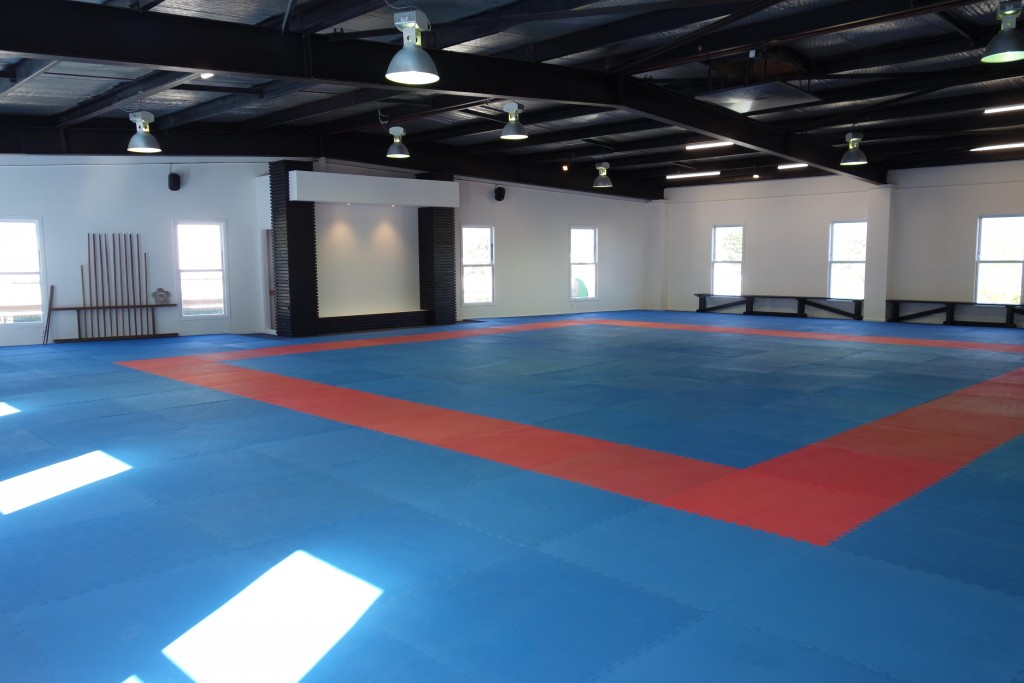 Our Beautiful New Dojo - Shinzen